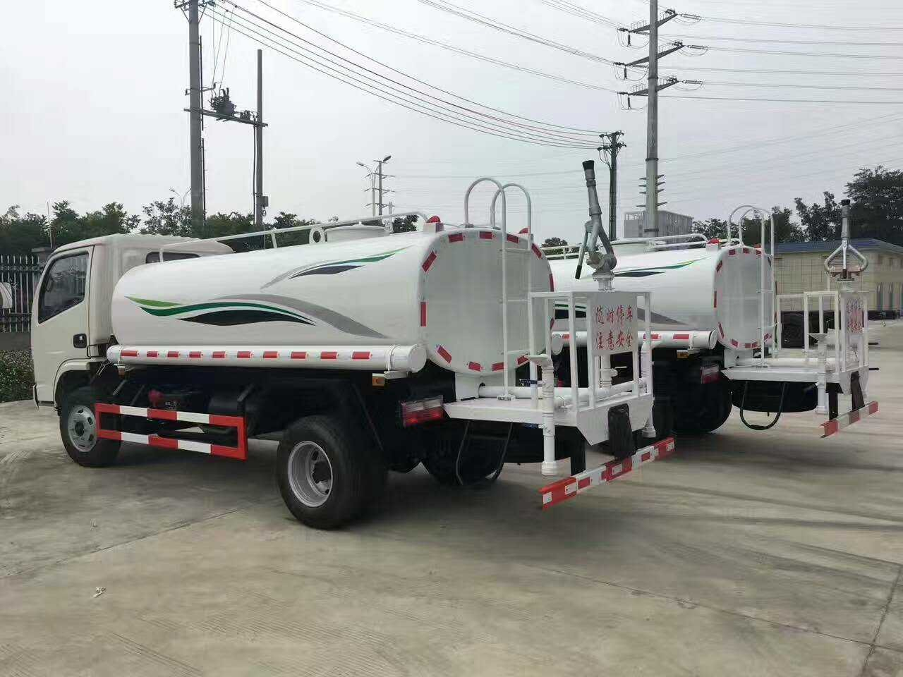 绿化洒水车的保养